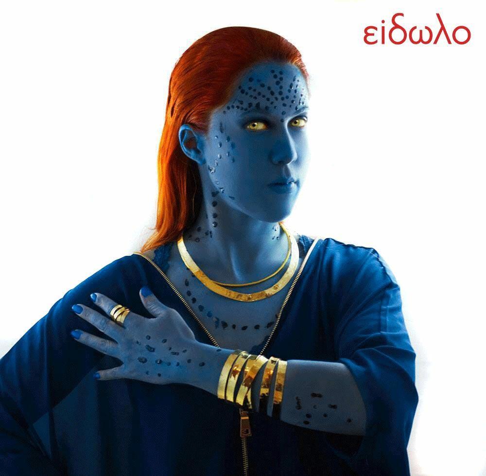 Ex Novo Neckalce Bracelet Ring @eidolokosmima